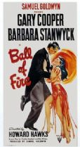 Ball of Fire 1941 DVD - Gary Cooper / Barbara Stanwyck